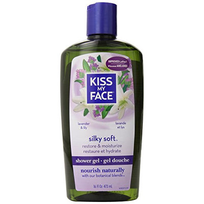 Kiss My Face Natural Shower Gel and Body Wash