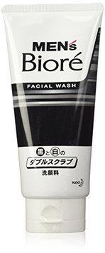 Bioré MENS Kao Double Scrub Face Wash