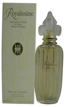 Royalissime By Prince Henri D'Orleans For Women. Eau De Toilette Spray 1.7 Oz.