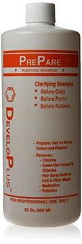DEVELOPLUS Prepare Shampoo 32 Oz