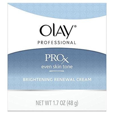Olay ProX Even Skin Tone Brightening Renewal Cream Moisturizer 1.7 Oz