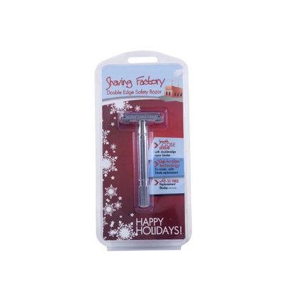 Shaving Factory Safety Razor W 10 Blades
