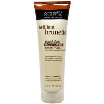 Brilliant Brunette Illuminating Shampoo By John Frieda for Unisex