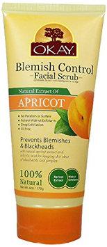 Okay Apricot Facial Scrub