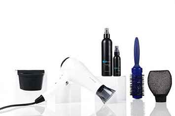 InStyler IN BLU Styling System Turbo Ionic Hair Dryer with Accessories