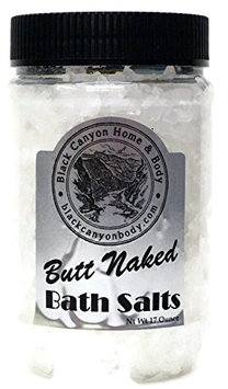 Black Canyon Butt Naked Bath Sea Salts