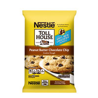 Nestlé® Toll House® Refrigerated Peanut Butter Chocolate Chip Cookie Bar Dough