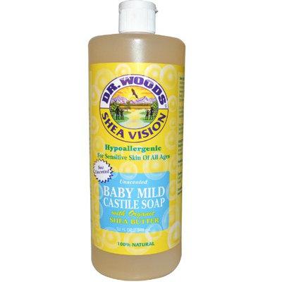 Dr. Woods Baby Mild Castile Soap