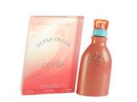 Ocean Dream Coral by Designer Parfums Ltd For Women. Eau De Toilette Spray 3.4-Ounces