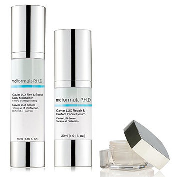 MD Formula P.H.D Caviar Lux Firm and Boost Daily Moisturizer with Facial Serum