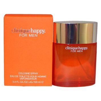 Clinique Men's Happy Eau de Toilette Cologne Spray
