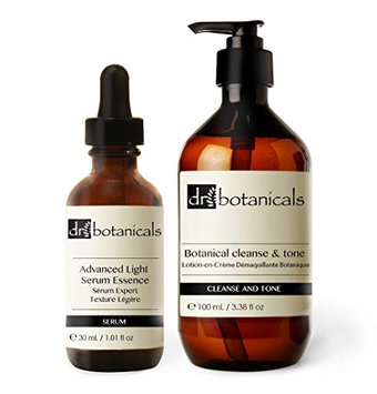 Dr Botanicals Cleanse and Tone Plus Advanced Light Facial Serum Essence