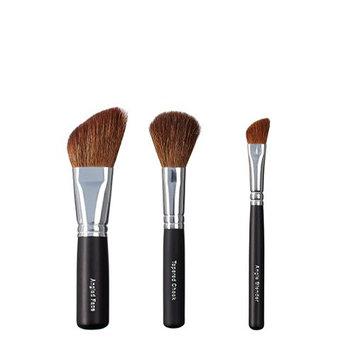 VEGAN LOVE Angled Face Tapered Cheek Angle Blender Brush Trio
