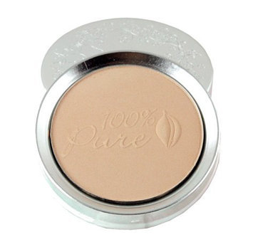 100% Pure Healthy Face Powder Foundations with Sun Protection