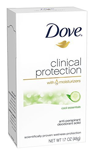 Dove Clinical Protection Antiperspirant/Deodorant