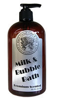 Black Canyon Milk & Bubble Bath 16 Oz (Agua Fria (For Men))