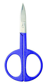 UBU Snipz Nail Scissor with Curved Blades