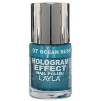 Layla Cosmetics Hologram Effect Nail Polish