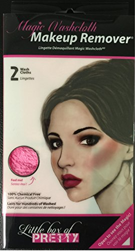 Little Box of Pretty Magic Washcloth Makeup Remover