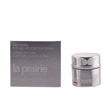 La Prairie Anti-Aging Eye/Lip Contour Cream for Unisex