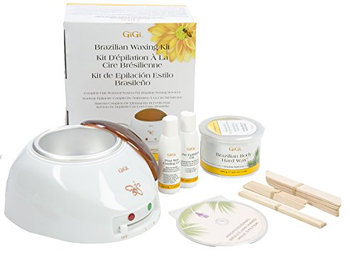 Gigi Brazilian Waxing Kit