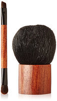 ON&OFF Wooden Duo Eye Brush and Jumbo Buki Brush