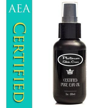 Emu Oil Pure Certified 2oz.