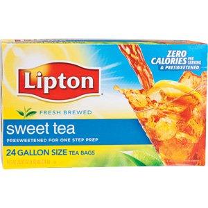 Lipton® Sweet Iced Tea Bags
