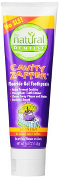 The Natural Dentist Cavaity Zapper Fluoride Toothpaste