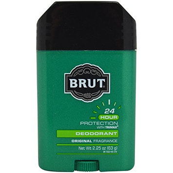 Brut Oval Solid Deodorant