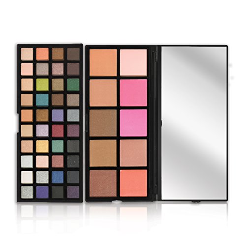 e.l.f. 50 Piece Eyeshadow Makeup Set