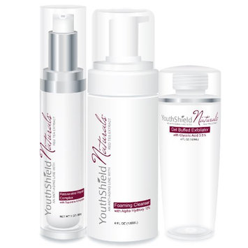 YouthShield Naturals Skin Rejuvenation Combo