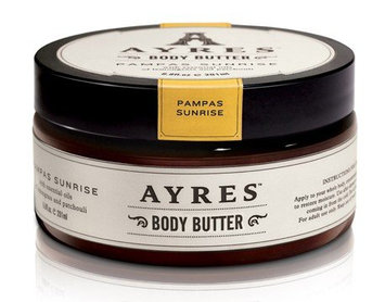 AYRES Pampas Sunrise Body Butter - 6.75 oz