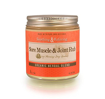 Bee Balm Cream Sore Muscle and Joint Rub