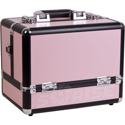 SUNRISE Pink Makeup Case C3002 Organizer