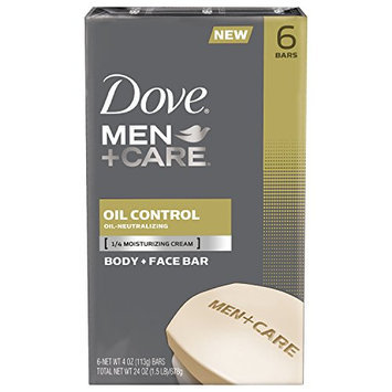 Dove Men Plus Care Oil Control Body and Face Bar