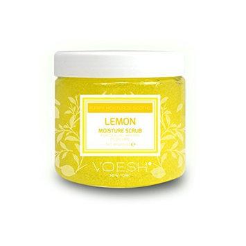 Voesh Mani.Pedi-Cure System Lemon Moisture Scrub
