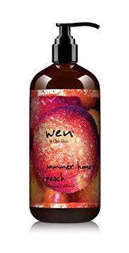 Wen by Chaz Dean Summer Honey Peach Cleansing Conditioner
