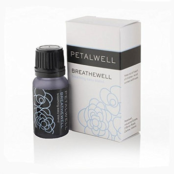 Petalwell Breathewell Pure Essential Scented Oil