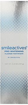 Smileactives Pro Whitening Fluoride Toothpaste