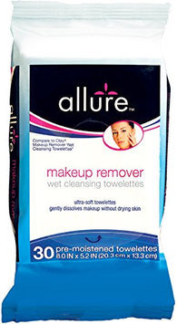 Allure Makeup Removal Wipes