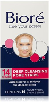 Bioré Deep Cleansing Pore Strips Combo Pack