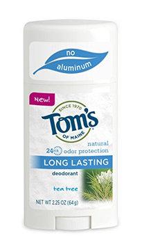 Tom's of Maine Natural Long Lasting Deodorant Multi Pack