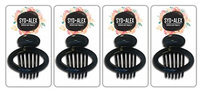 SYD & ALEX Superior Hair Products Oval Updo Clip Value Pack