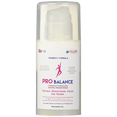 Balance Pro Natural Progesterone Cream for Women