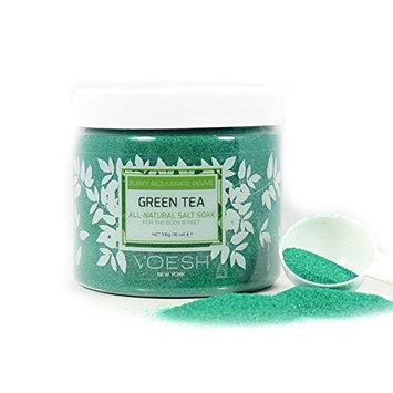 Voesh Mani.Pedi-Cure System Green Tea Sea Salt