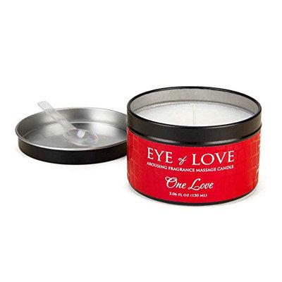 Eye of Love One Love Pheromone Massage Candle