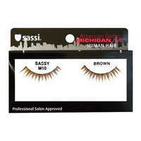 Sassi 804-M10 Michigan Ave 100% Human Hair Sassy Eyelashes