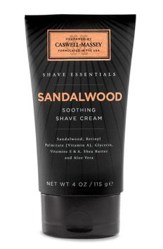 Caswell-Massey Sandalwood Shave Cream Tube