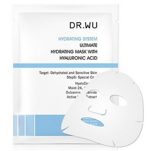 DR.WU Extreme Hydrate Bio-Cellulose Mask with Hyaluronic Acid